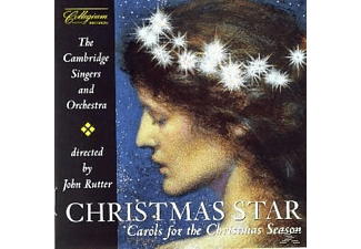 RUTTER,JOHN & CAMBRIDGE SINGERS AND ORCHESTRA,THE, Rutter,John/Cambridge Singers,The/+ - Christmas Star - (CD)