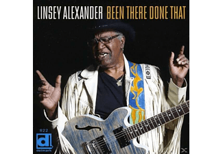 Linsey Alexander - Been There Done That - (CD)