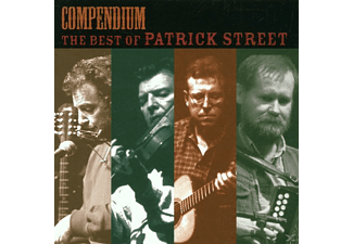 Patrick Street - COMPENDIUM - THE BEST OF PATRICK STREET - (CD)