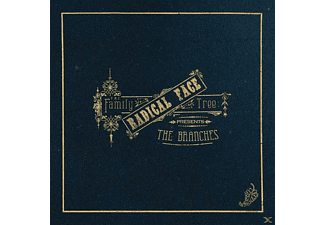 Radical Face - The Family Tree: The Branches (Ltd.Digi-Book) [CD]