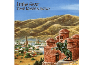 Little Feat - Time Loves A Hero - (CD)
