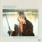 Renaud - Mistral Gagnant [CD] - broschei