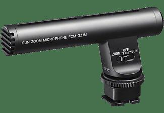 sony gun zoom mikrofon emc gz1m zubeh r mediamarkt. Black Bedroom Furniture Sets. Home Design Ideas