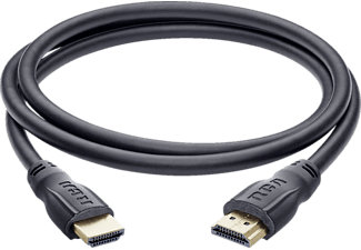 RCA High-Speed-HDMI®-Kabel, HDMI-Kabel, 1500 mm, Schwarz