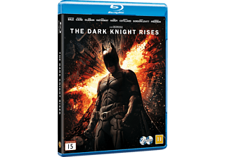 Batman - The Dark Knight Rises Action Blu-ray