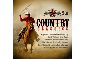 Various - Country Classics [CD]