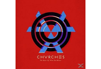 Chvrches - The Bones Of What You Believe - (Vinyl)