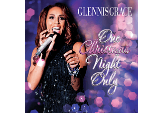 Glennis Grace - One Christmas Night Only | CD