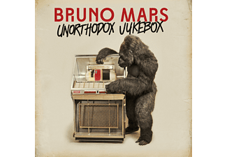 Bruno Mars UNORTHODOX JUKEBOX Pop CD