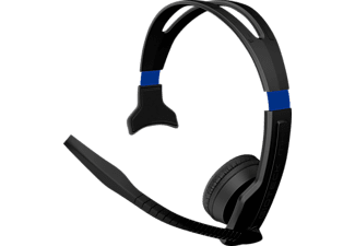 GIOTECK MH-1 Superlite Messenger, Headset, Schwarz/blau