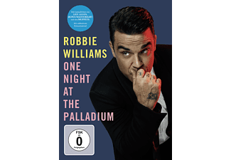 Robbie Williams - One Night at the Palladium - (Blu-ray)