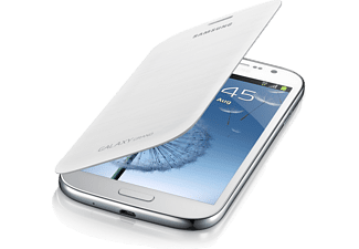 SAMSUNG Galaxy Grand EF-FI908B Flip Cover Beyaz