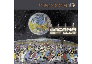Mandorla - Bacana Beat Club - (CD)