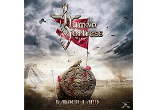 Human Fortress - Raided Land [CD]