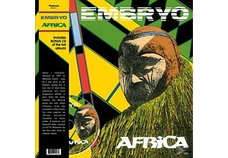 Embryo - Africa - (LP + Bonus-CD)