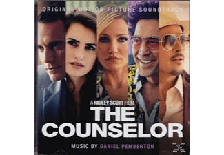 Daniel Pemberton - The Counselor [CD]