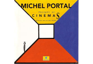 Michel Portal - Musiques De Cinemas [CD]