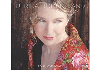 Ulrika Boden - Kärlekssanger-Folk Love Songs [CD]