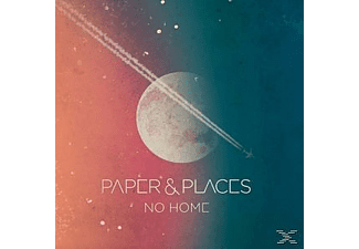 Paper & Places - No Home - (Vinyl)