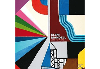Eleni Mandell - Let's Fly A Kite - (CD)