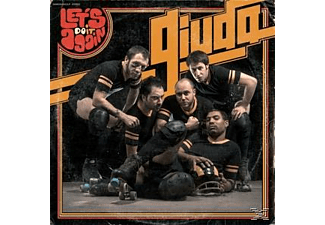Giuda - Let's Do It Again - (Vinyl)