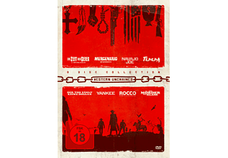 Western Unchained Collection - Die Box [DVD]