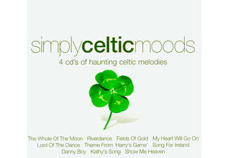 Various - Simply Celtic Moods [CD]