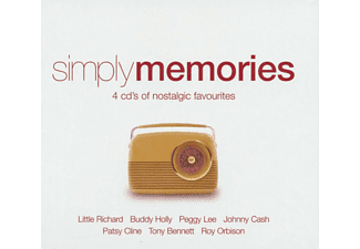 No Information Available - Simply Memories [CD]