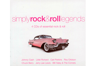 Various - Simply Rock'n'Roll Love Songs [CD]