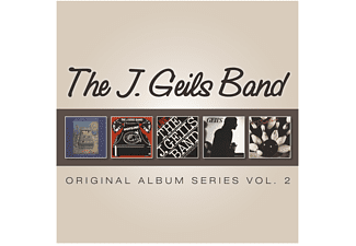 The J. Geils Band - Original Album Series [CD]