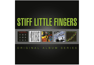Stiff Little Fingers - Original Album Series [CD]