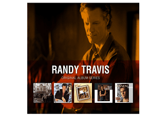 Randy Travis - Original Album Series - (CD)