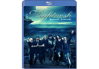 Nightwish - Showtime, Storytime (CD + Blu-ray)