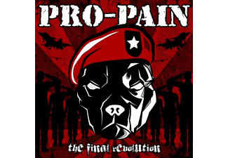 Pro-Pain - The Final Revolution - Limited Edition (CD)