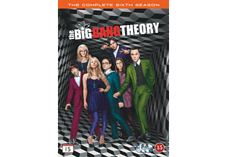 Big Bang Theory S6 Komedi DVD