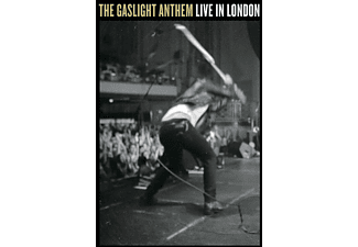The Gaslight Anthem - Live In London [DVD + Video Album]