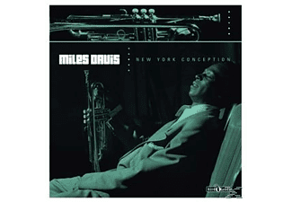 Miles Davis - New York Conception (Re-Mastered) - (LP + Bonus-CD)
