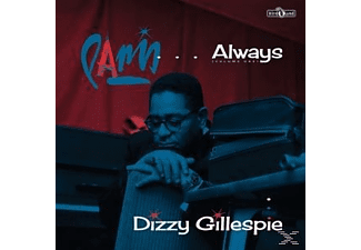 Dizzy Gillespie - Paris...Always (Volume One) - (LP + Bonus-CD)