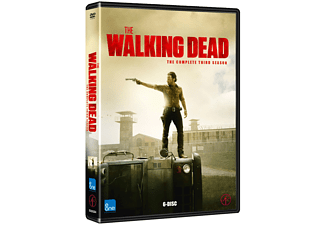 The Walking Dead S3 Thriller DVD