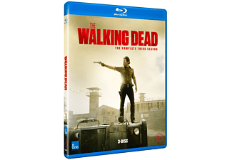 The Walking Dead S3 Thriller Blu-ray