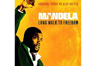 Alex Heffes - Mandela - Long Walk To Freedom (Mandela - A szabadság útján) (Original Score) (CD)