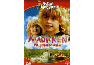 Madicken på Junibacken Barn DVD