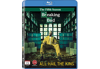 Breaking Bad S5 Drama Blu-ray