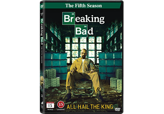 Breaking Bad S5 Drama DVD