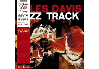 Miles Davis - Jazz Track - (LP + Bonus-CD)