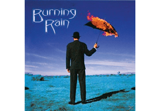 The Burning Rain - Burning Rain (Re-Release + Bonus) [CD]