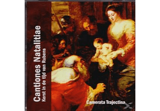 Camerata Trajectina - Cantiones Natalitiae [CD]
