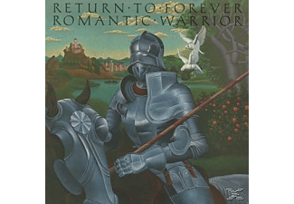 Return To Forever - Romantic Warrior - (Vinyl)