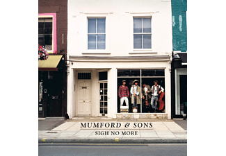 Mumford & Sons - Sigh No More - (Vinyl)