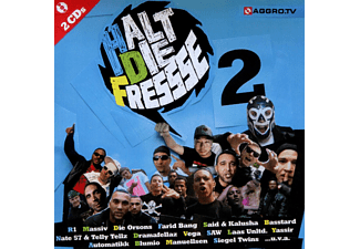 Various - Halt Die Fresse Nr.2 - (CD)